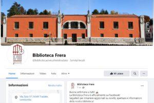 pagina facebook biblioteca frera