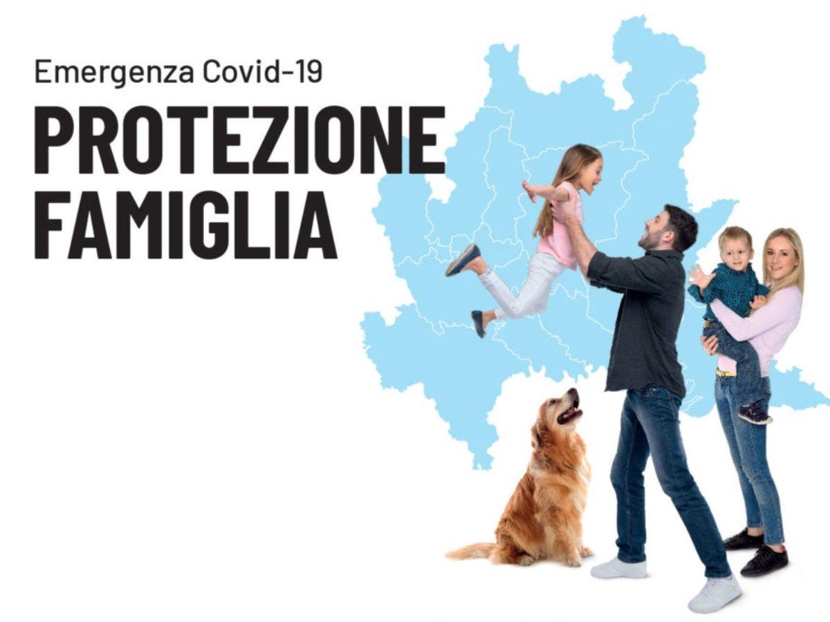 Bando Protezione Famiglia di Regione Lombardia